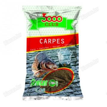 Прикормка Sensas 3000 Club Carp 1 кг (Карп)